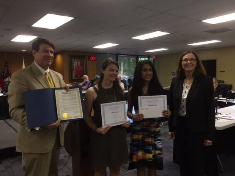 bill of rights essay contest winners