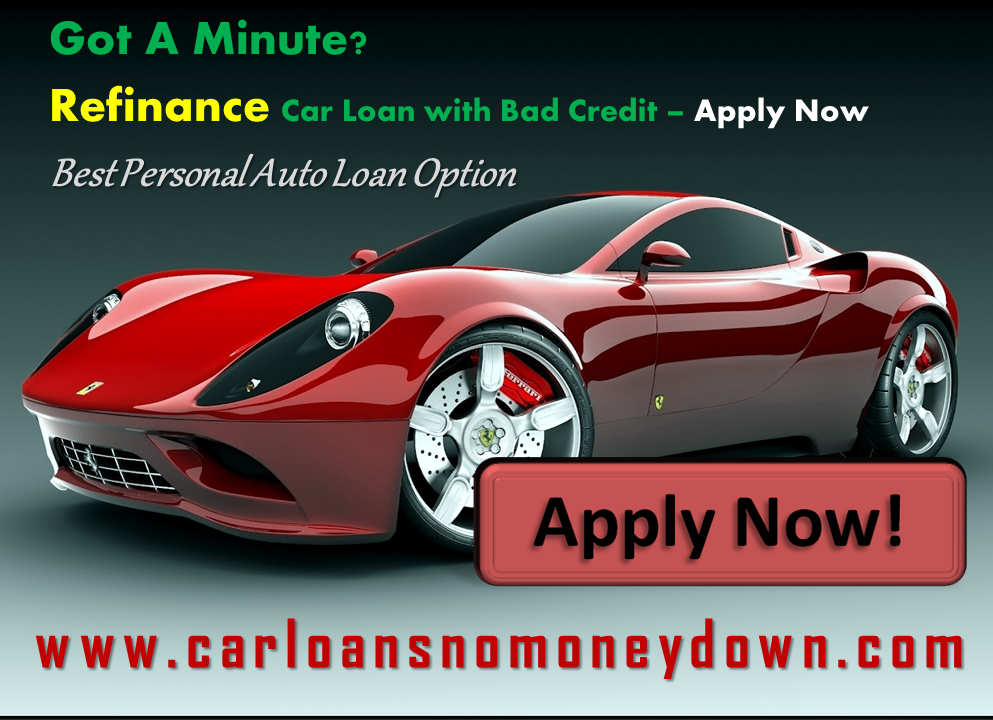 Refinance car loan for bad credit 16