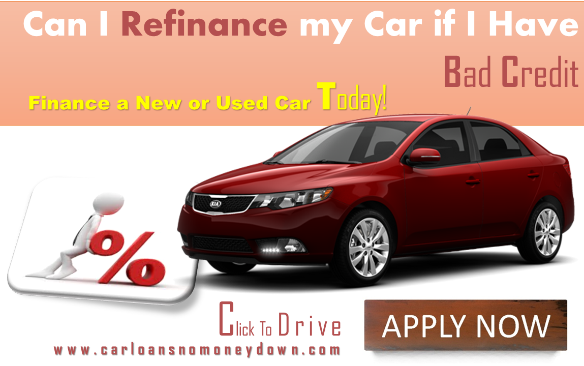 Refinance car loan for bad credit 13