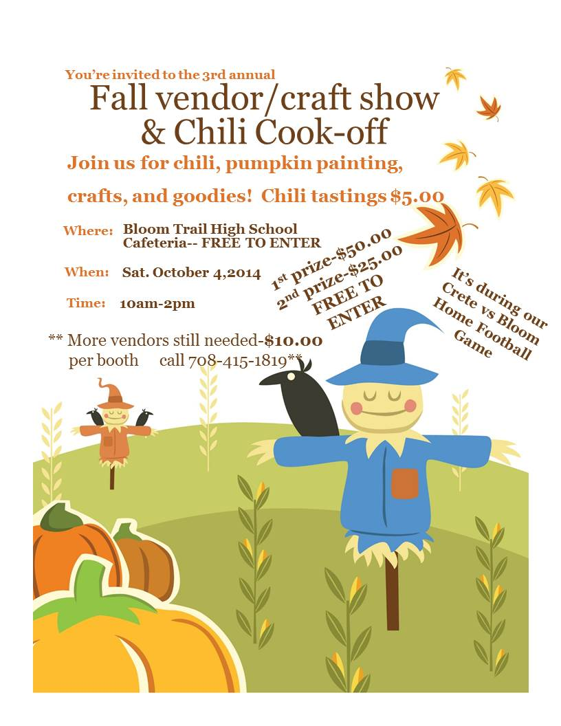 Crete Monee Craft Show