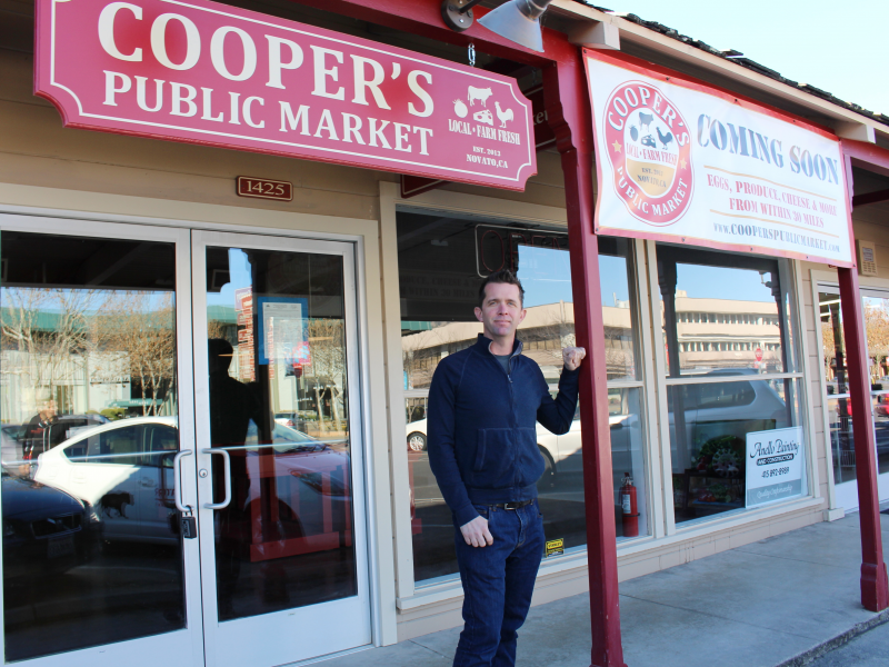 Pick of the Week: Cooper's Public Market | Novato, CA Patch
