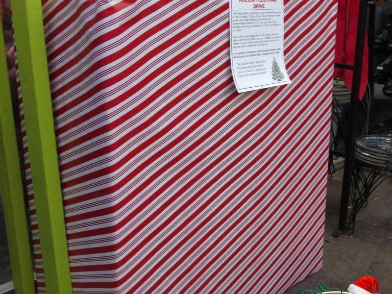 Garden Barn Hosts Holiday Clothing Drive Vernon Ct Patch