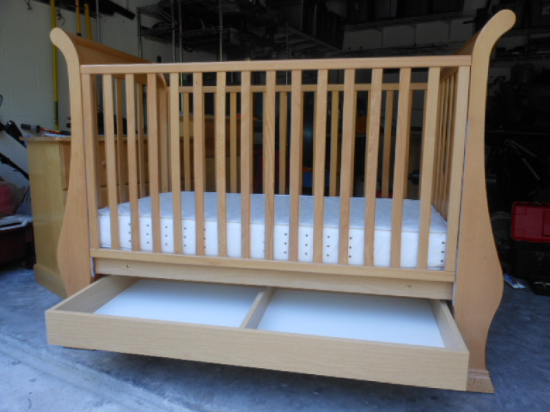 Crib Dresser And Changing Table By Pali Westchase Fl Patch