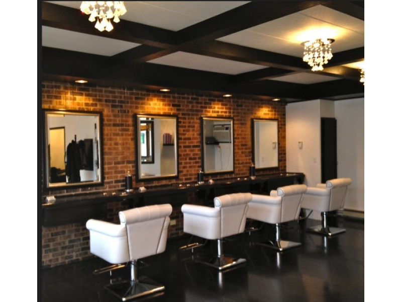 New fresh and modern hair salon oak lawn il patch for Accentric salon oakridge