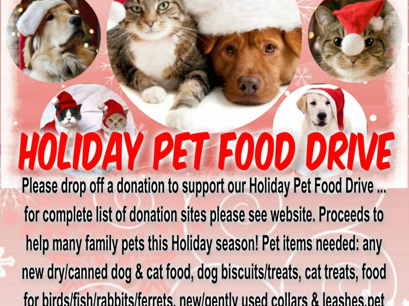 pictures with santa best buddies pet pantry 39 s holiday food