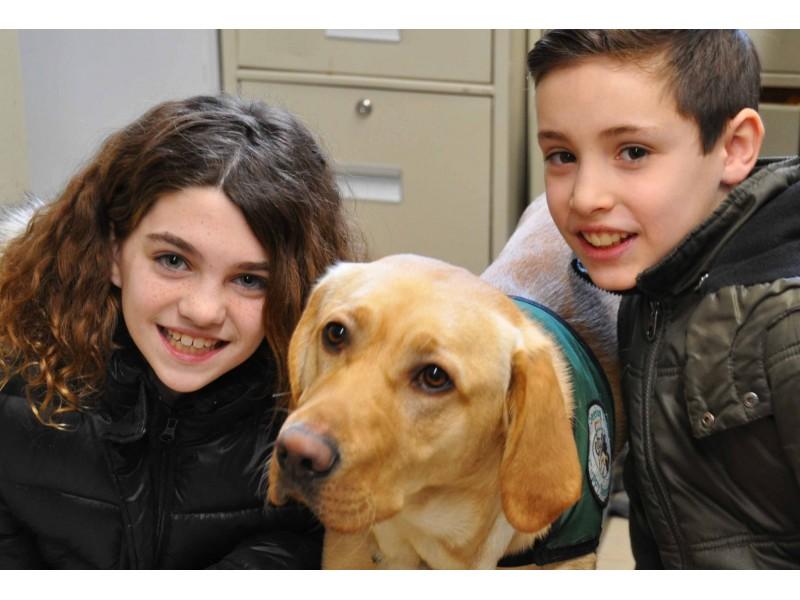 Seeing Eye Dog Training Schools