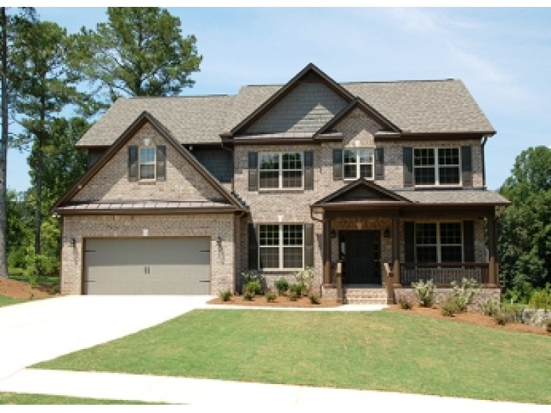 New West Cobb Homes Available Now From Fortress Builders