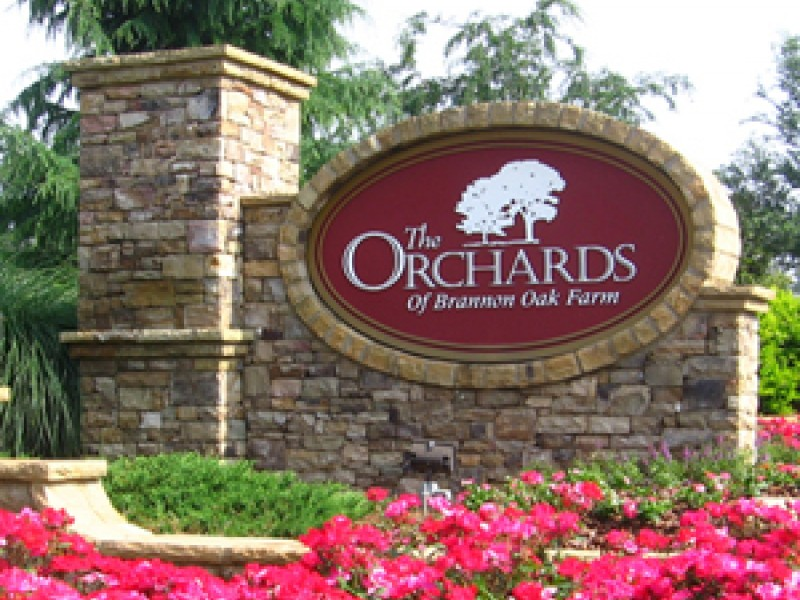 Homes Filling Up At The Orchards Of Stoney Point Patch