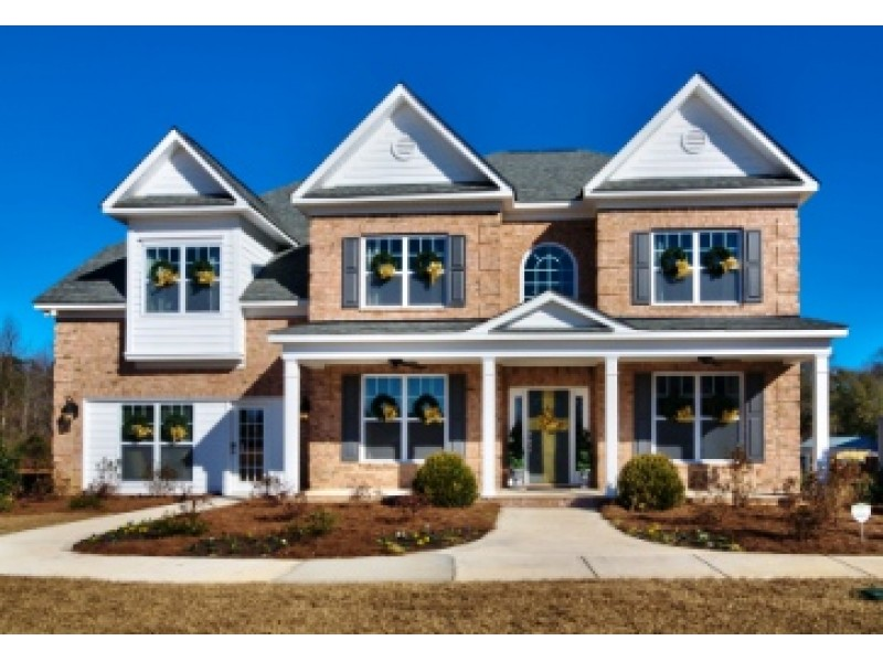 Essex homes opens new model home at larkin woods for Home builders lexington sc