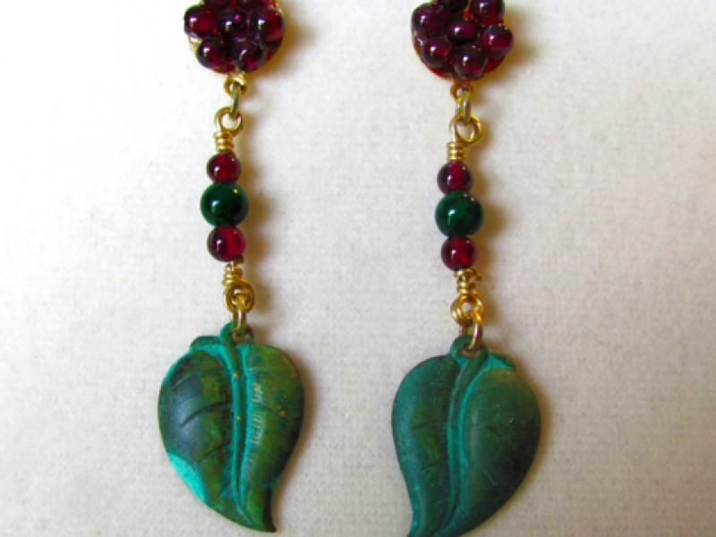 jewelry trunk show at the arts unbound showcase patch