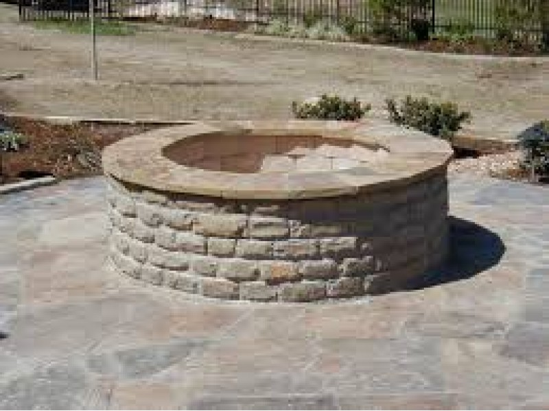 Backyard Fire Pit Laws : adding an outdoor nj patio fire pit to your property can be be awesome