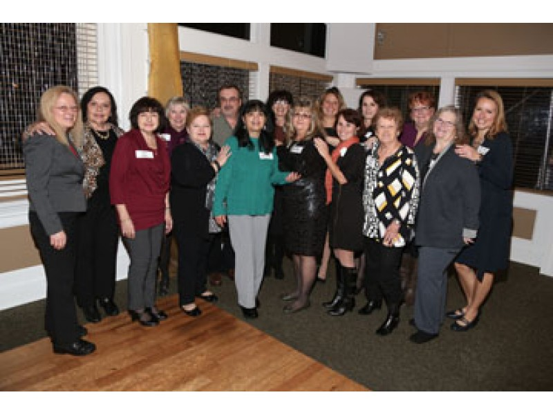 Hartford healthcare senior services honors outstanding staff for Mulberry gardens southington ct