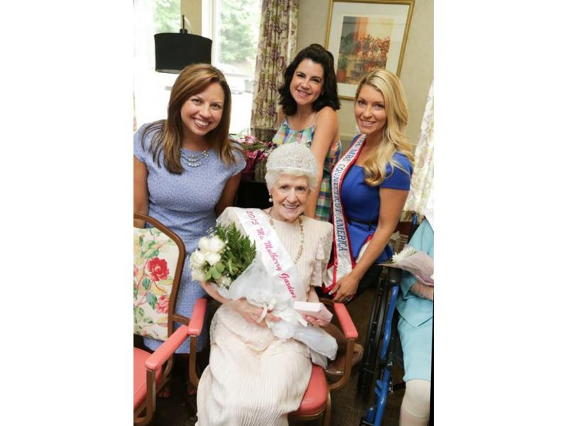 Sixth Ms Senior Mulberry Pageant Showcases Senior Women