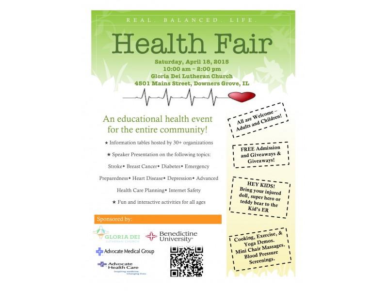 event elmwood hills cardiac health fair