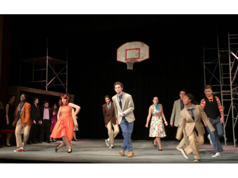 St. George's School Presents 'West Side Story' | Middletown, RI Patch