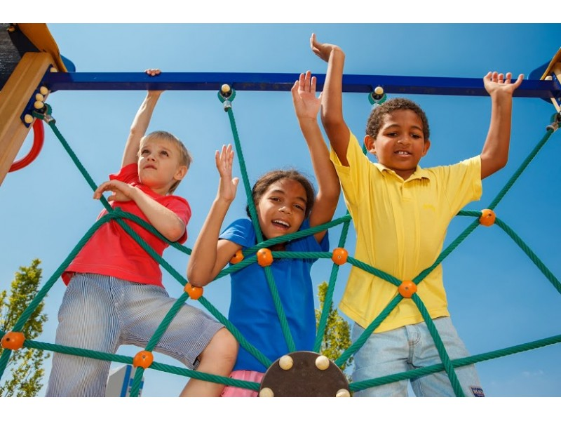 Animated Kids at Recess Why Kids Need Recess