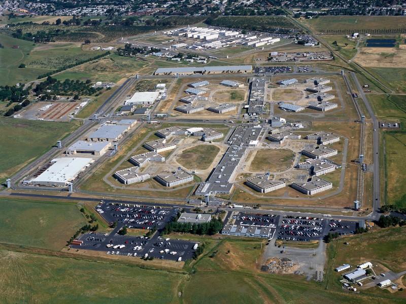 Riot Preceded Inmate Homicide At Vacaville Prison Napa