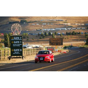 Heavy Traffic Expected Today For Sprint Cup Race At Sonoma Raceway