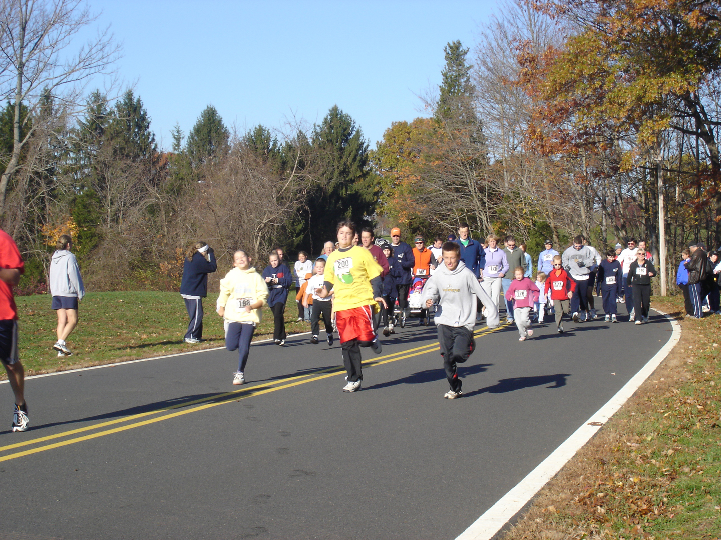 Ready For Somerset County's Annual Turkey Trot?
