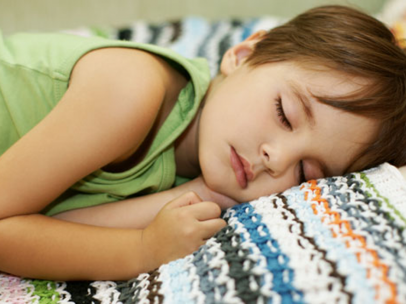 Back to School, Back to Bedtimes: How Many Hours of Sleep Should Your Child Get?