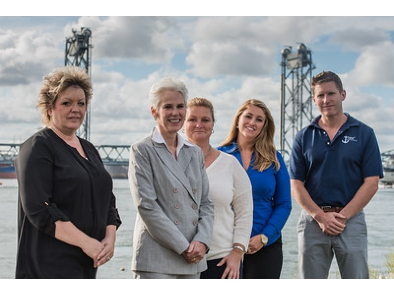 Portsmouth Atlantic Insurance celebrated their 10 year anniversary in June.