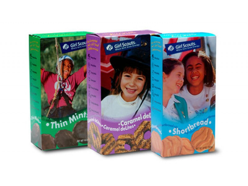 girl scout cookie booth sale this weekend feb 13th patch