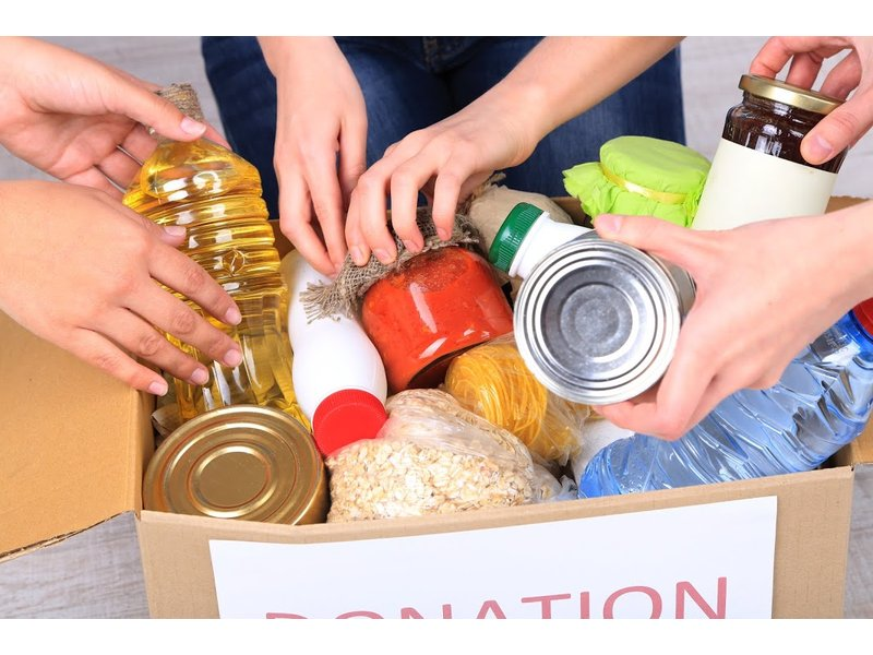 Maryland Food Bank Streamlines Donation Process | Patch