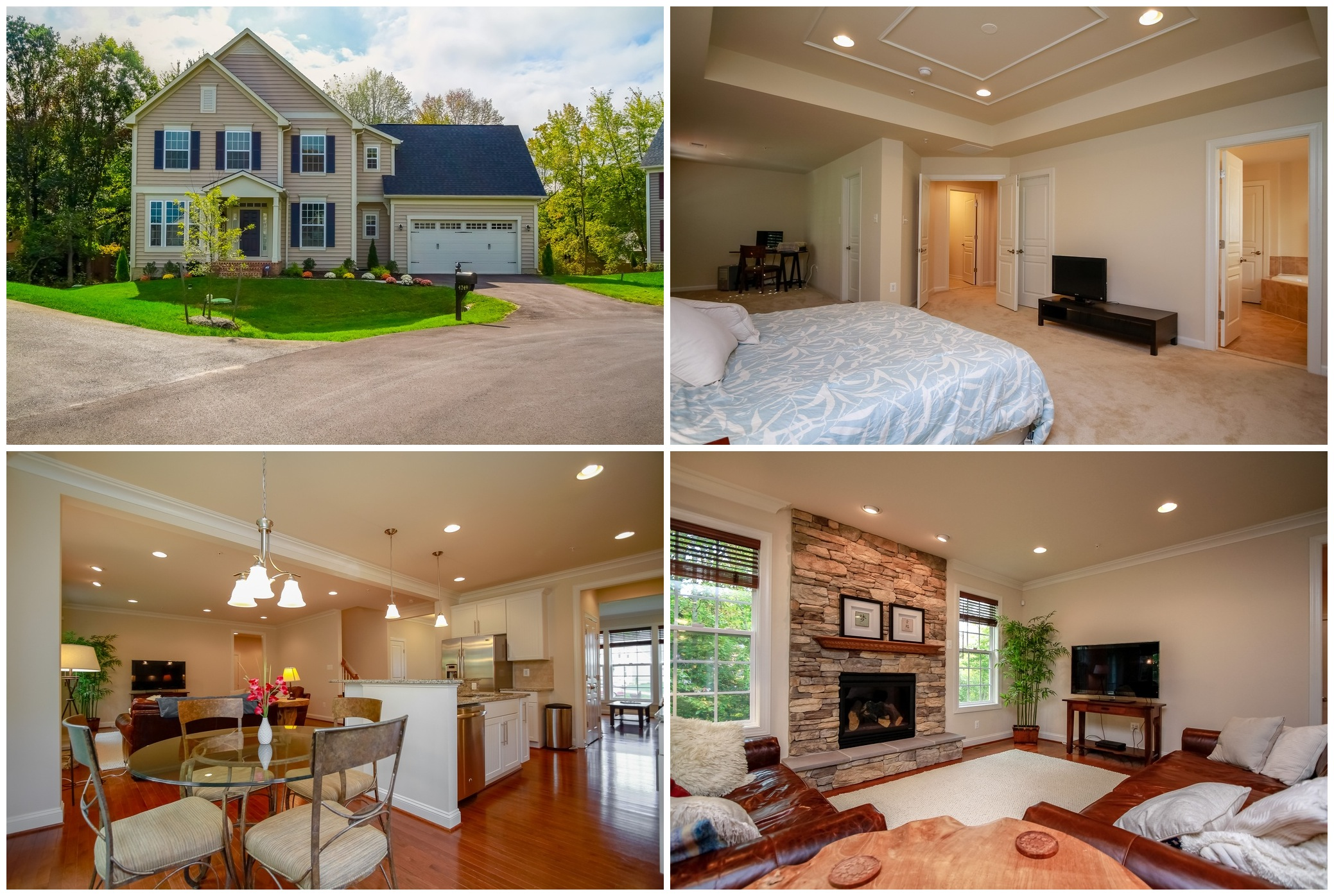 Edgewater home spotlight 598k colonial in cul de sac for Edgewater retirement home