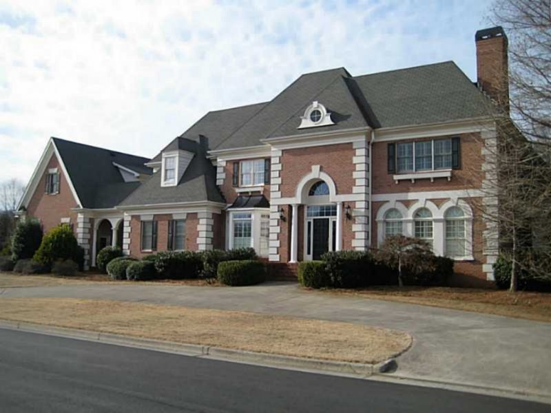 Wow house fabulous all brick home in cartersville 39 s most for All brick homes