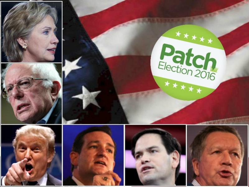 Final Primary Results: Donald Trump and Hillary Clinton Win Big; Rubio Done