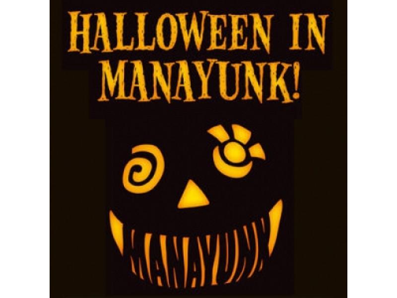 HALLOWEEN IN MANAYUNK Halloween