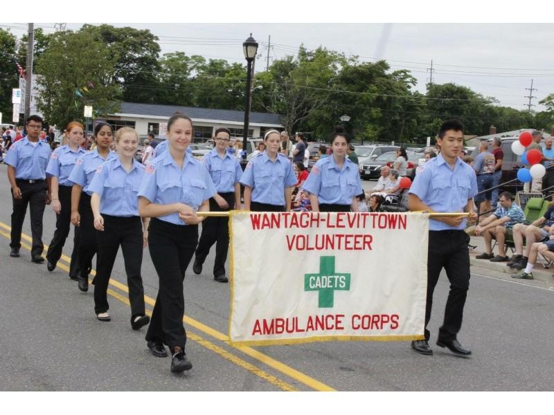 Hicksville Car Wash: WLVAC Cadet Corps Sunday Car Washes