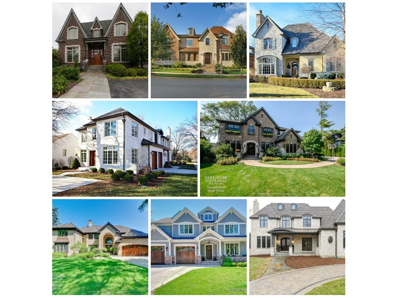 The 10 most expensive homes for sale in elmhurst for Most expensive house in illinois