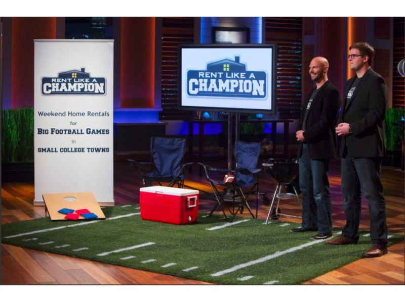 Hinsdale Man Jumps In 39 Shark Tank 39 To Pitch Rental Business