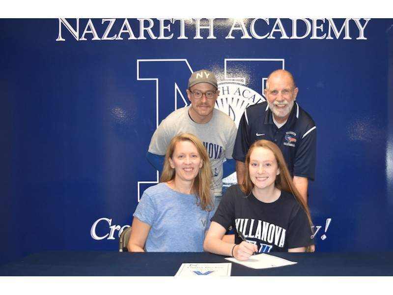 Nazareth Student-Athletes Sign College Commitments - La ...