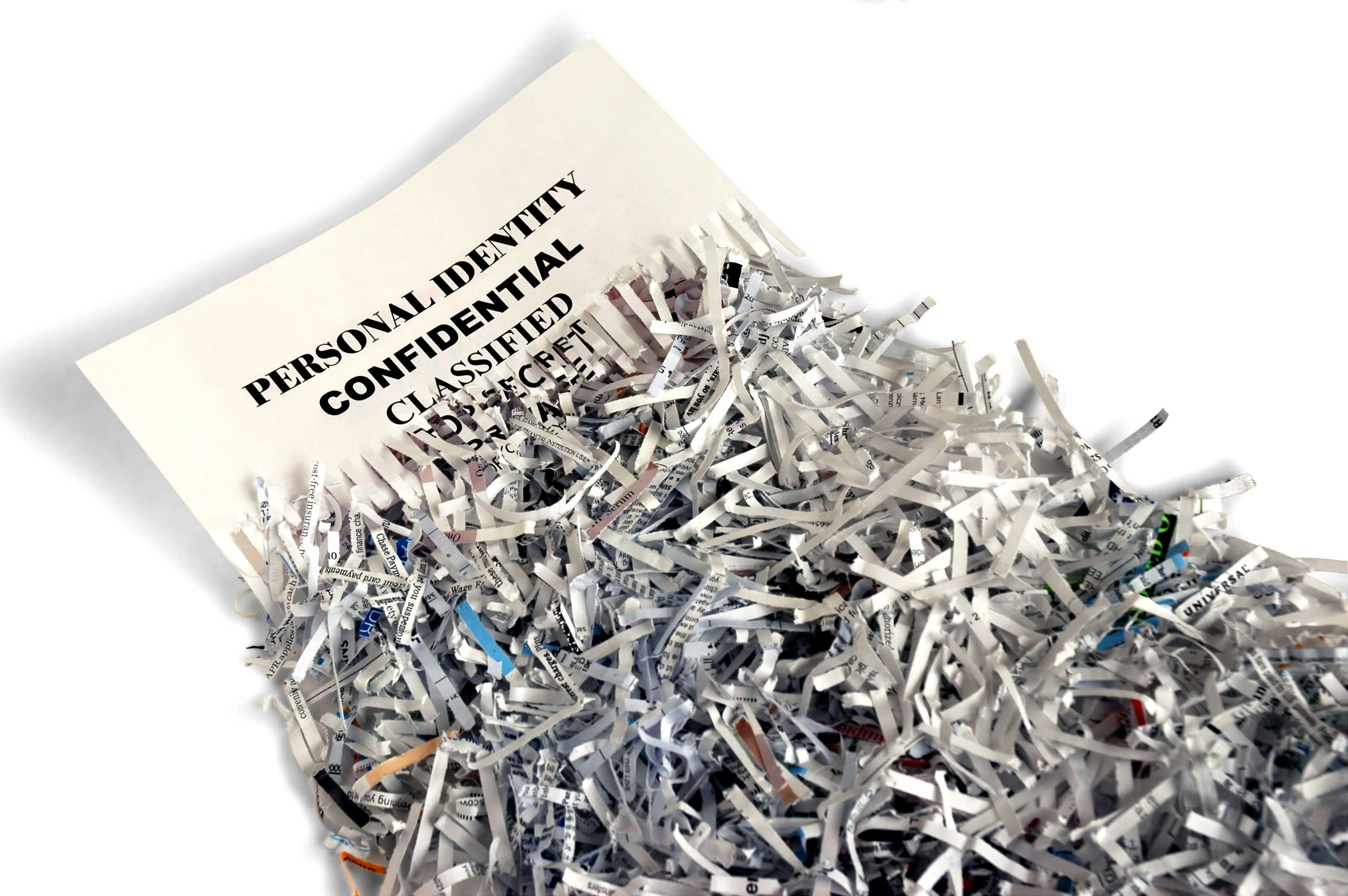montclair shred fest montclair nj patch With shredding documents on site
