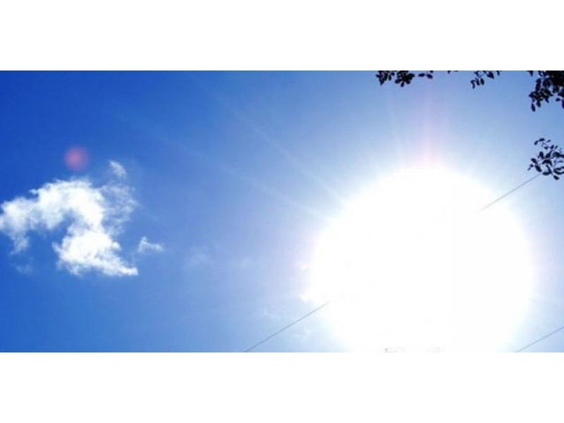 TODAY'S WEATHER: Sunny, Northwest Winds 10-15 MPH, Highs In Upper 70s