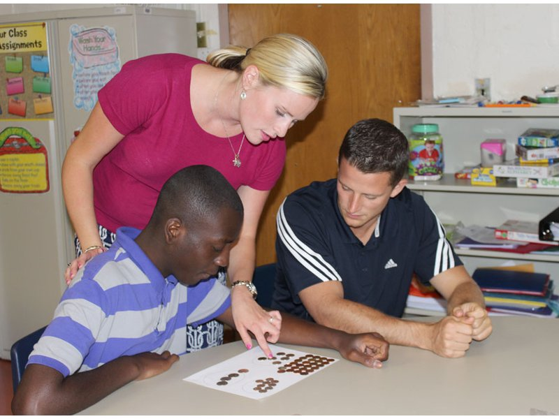 Sewanhaka 39 S Extended School Year Program Fosters Independence New Hyde Park Ny Patch