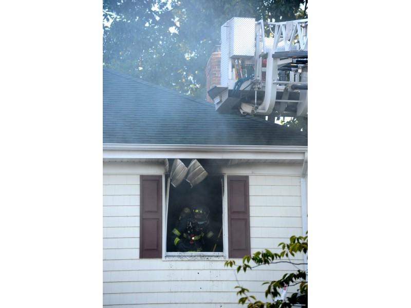 Firefighters Battle Fire Inside St Anne 39 S Rectory Patch