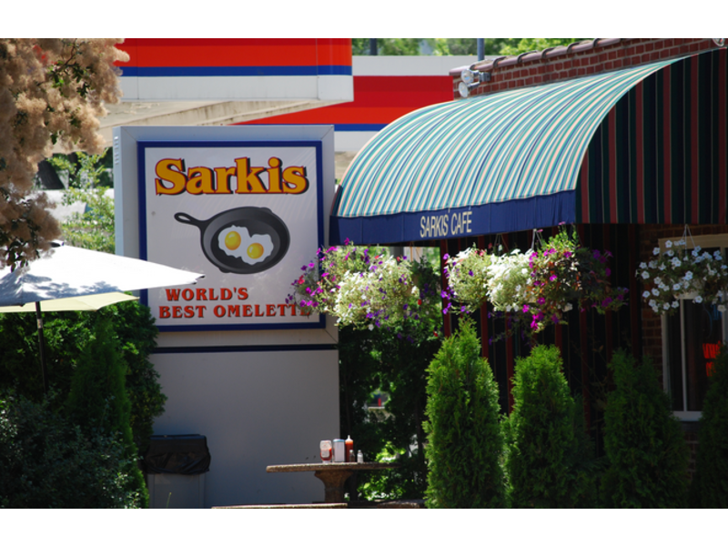 Owner Of Sarkis Cafe Sues Her Brother Over His Highland