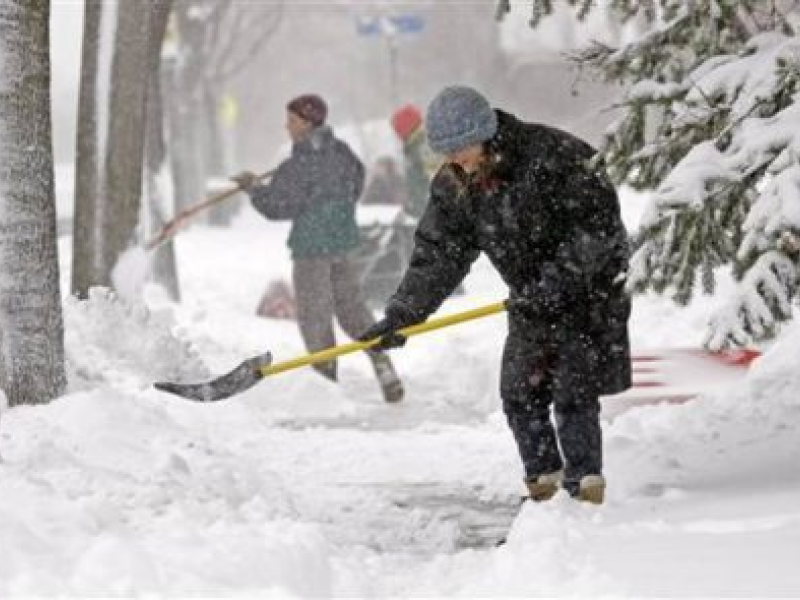We Just Had the Largest 2-Day November Snowfall in 120 Years