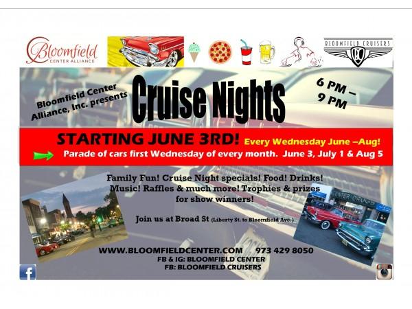 Nj Car Shows Cruise Nights