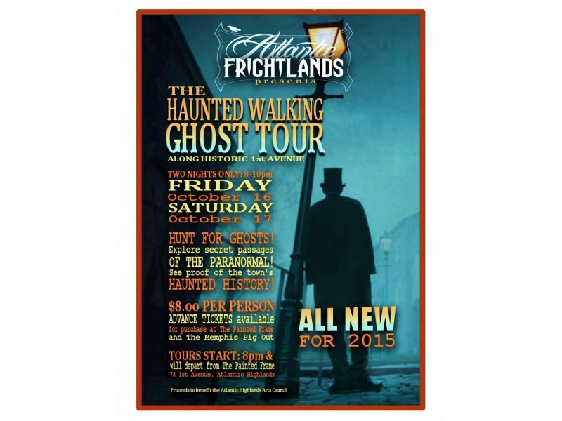 Atlantic Highlands Ghost Tour