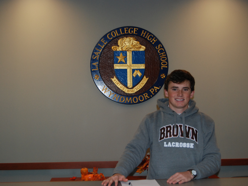Brown University National Letter Of Intent