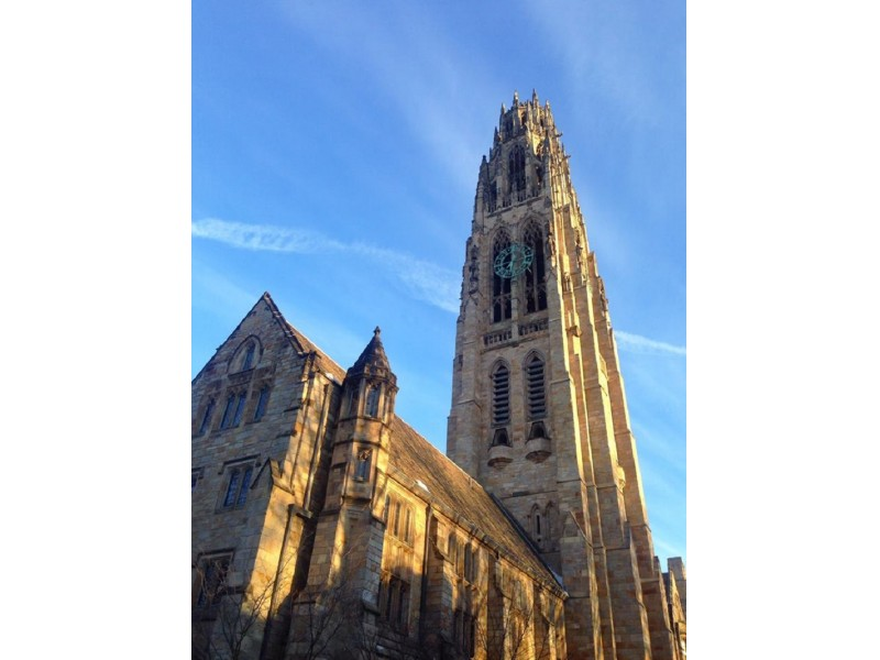 Fairfield residents 60 job openings at yale university for Dean of architecture yale
