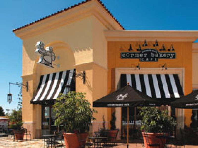 Corner Bakery Cafe Middletown Ri