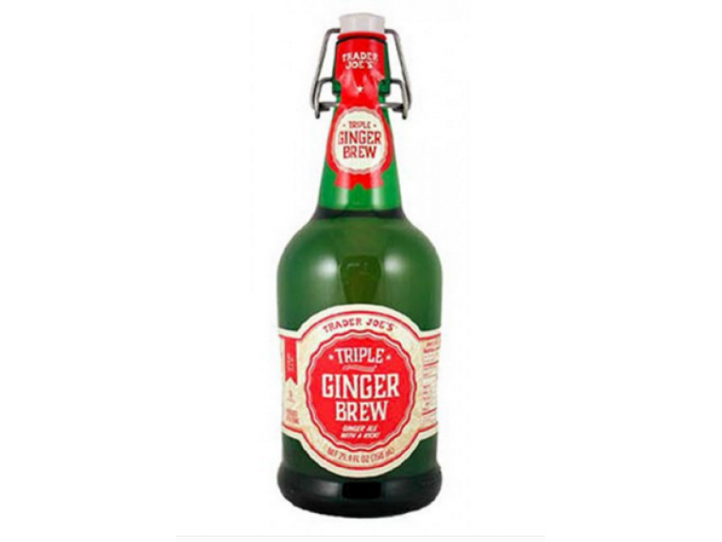 Trader Joe's recalls ginger brew after reports of exploding bottles