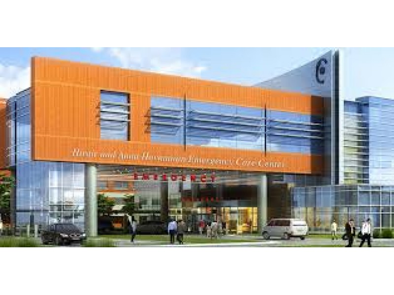 gotham city medical center