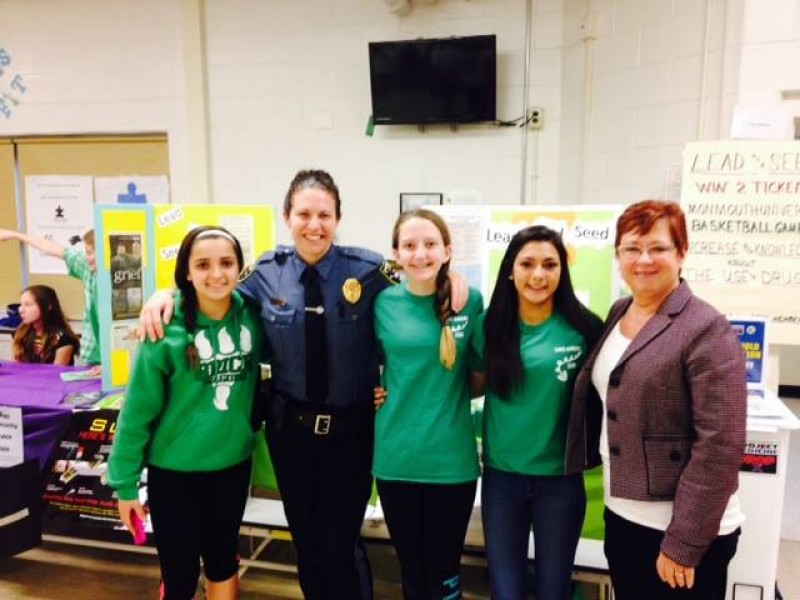 Lead And Seed Students Reach Out To Brick Peers - Brick ...