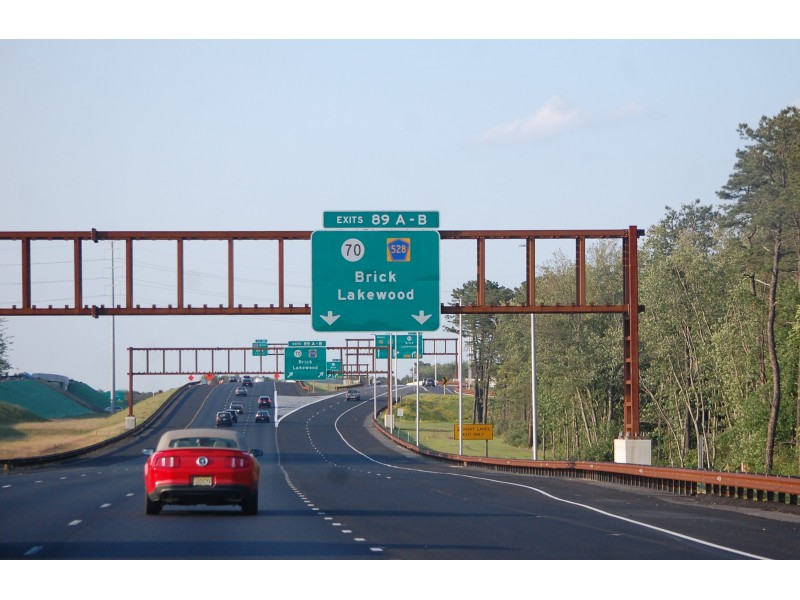 What Exit Parkway Finally Opens New 89a Ramp Brick Nj Patch